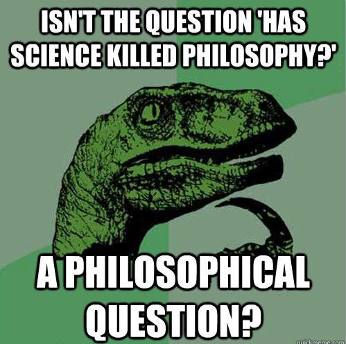 Science v Philosophy